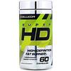 Cellucor, Super HD, High-Definition Fat Burner, 60 Capsules