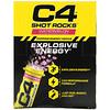 Cellucor, C4 Shot Rocks, Popping Energy Rocks, Watermelon, 12 Vials, 0.5 oz (15 g) Each