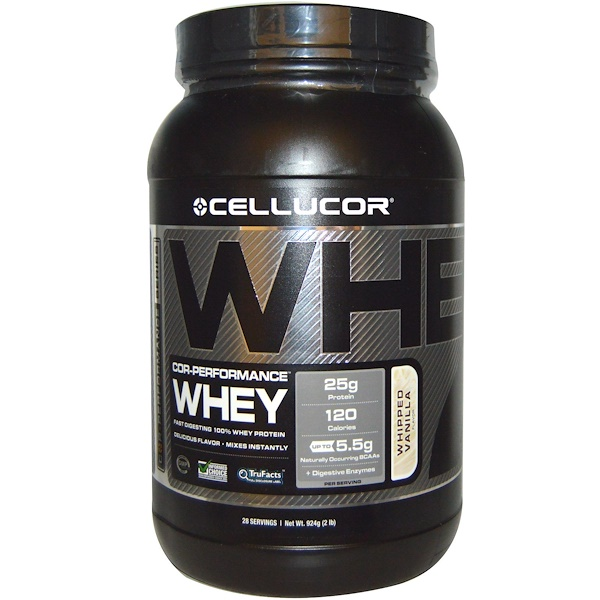 Cellucor Whey Chocolate Peanut Butter Review