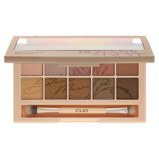 Clio, Pro Eye Palette, 09 Botanic Mauve, 1 Palette
