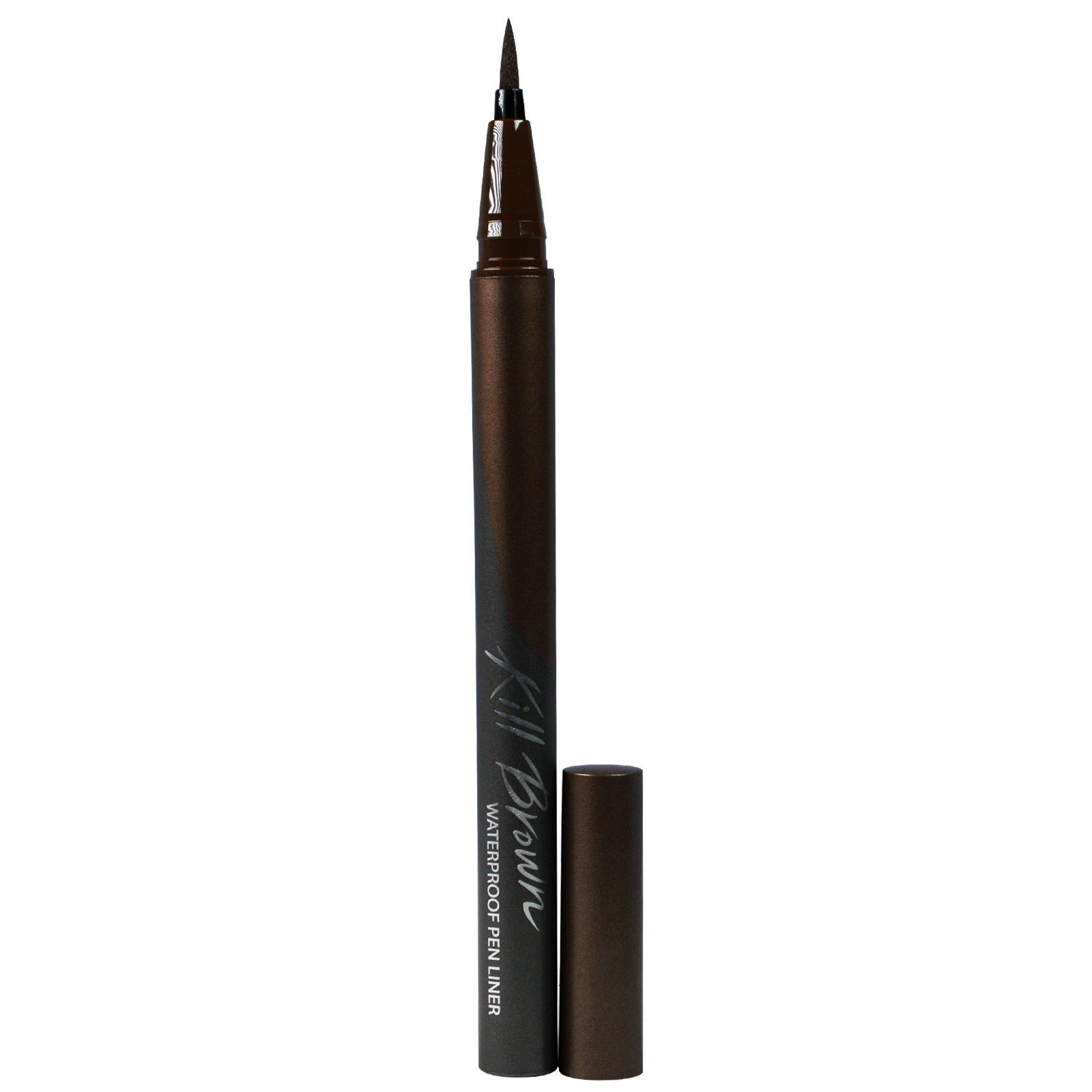 Clio, Водостойкий карандаш-подводка, Коричневый , 0,18 унции (0,55 мл)