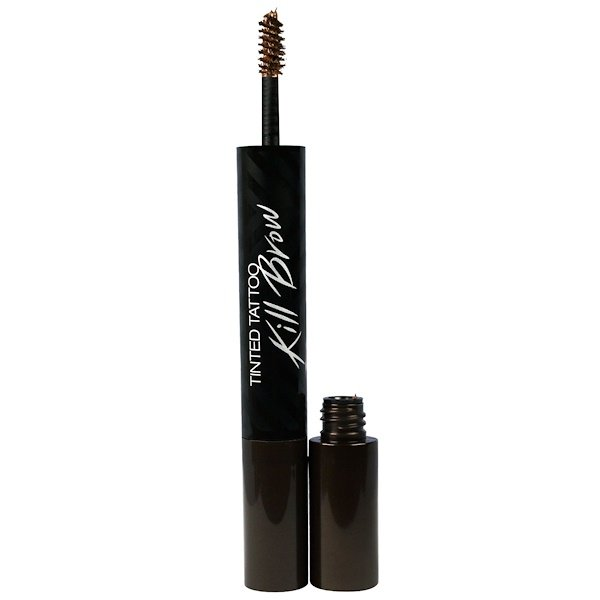 Clio, Tinted Tattoo Kill Brow, 3 Dark Brown, 0.25 oz (7.3 g) (Discontinued Item)