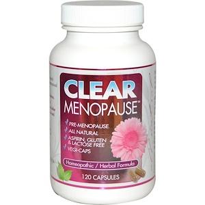 Клир Продактс, Clear Menopause, 120 Capsules отзывы