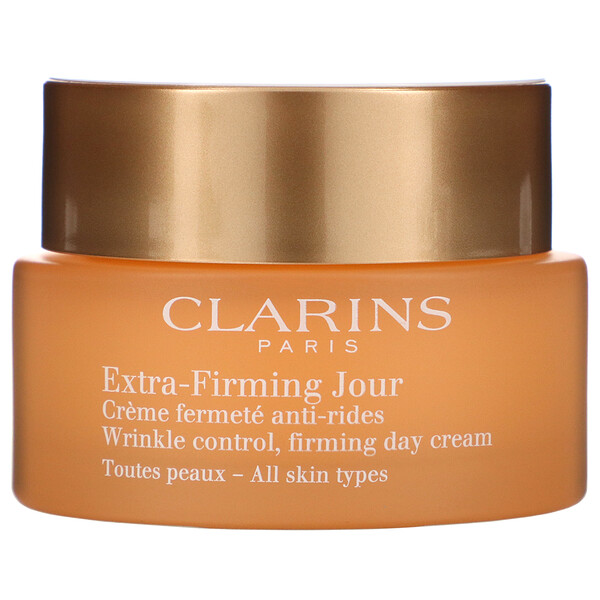 Clarins, Extra-Firming Jour, Firming Day Cream, 1.7 oz (50 ml) (Discontinued Item)
