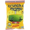 Crunch-A-Mame, Edamame orgánico inflado, bocados de queso cheddar, 3.5 oz (99 g)
