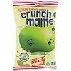 Crunch-A-Mame, Organic Edamame Puffs, Savory Seasoned Nearly Naked, 3.5 oz (99 g)