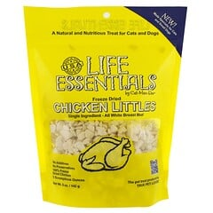 Cat-Man-Doo, Life Essentials, Freeze Dried Chicken Littles,  For Cats & Dogs, 5 oz (142 g)
