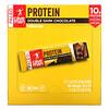 Caveman Foods, 蛋白棒,双重黑巧克力,12 根,每根 1.52 盎司(43 克)