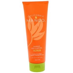 California Mango, Mango Exfoliating Scrub, 8.5 oz (241 g) отзывы покупателей