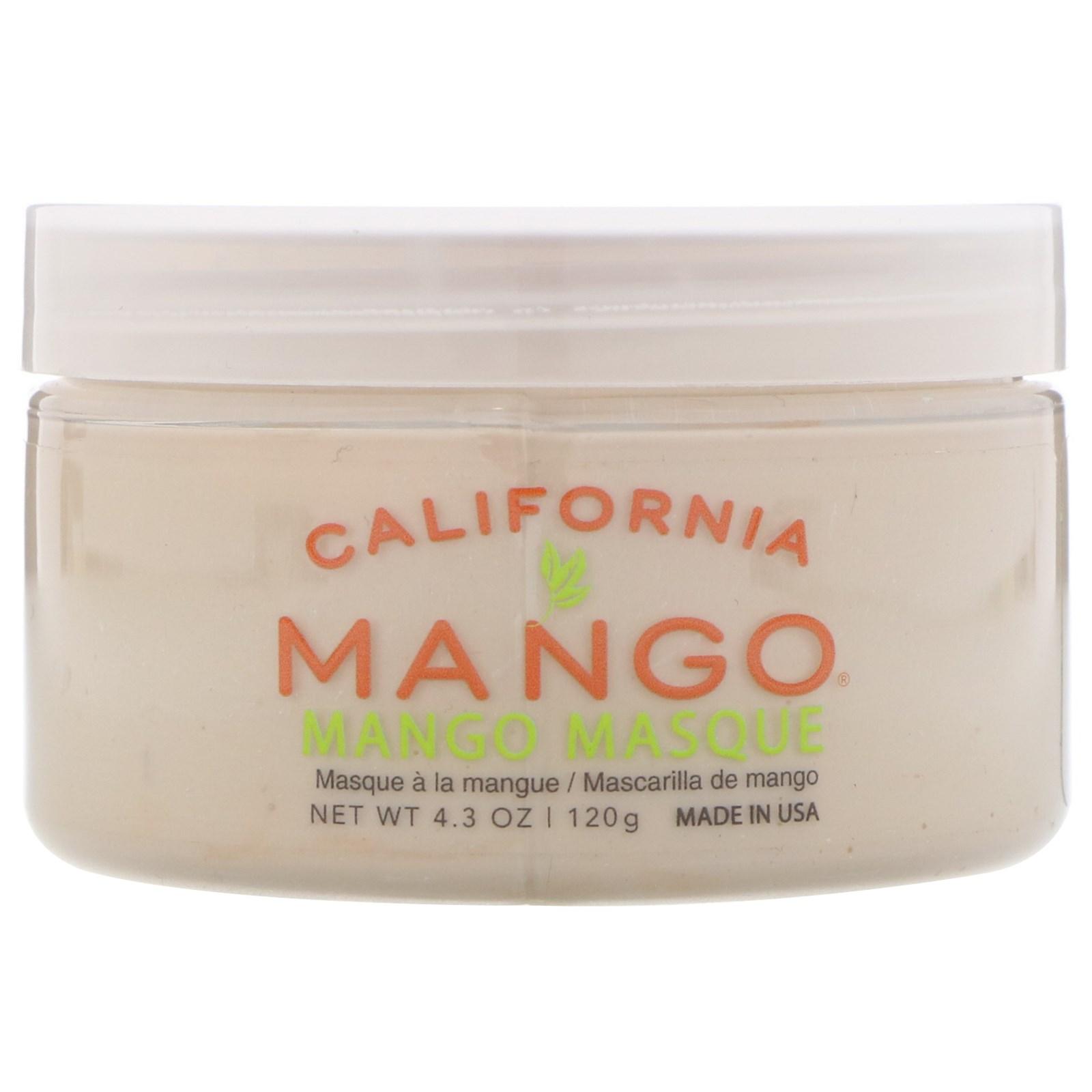 California Mango, Mango Masque, 4.3 oz(pack of 3) 3 Pack - Shiseido Future Solution Lx Eye and Lip Contour Regenerating Cream for Unisex 0.54 oz