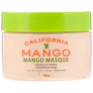 California Mango, Mango Masque, 4.3 oz (120.5 g)