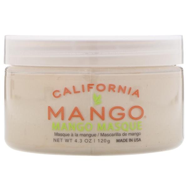 California Mango, Mango Masque, 4.3 oz (120 g)