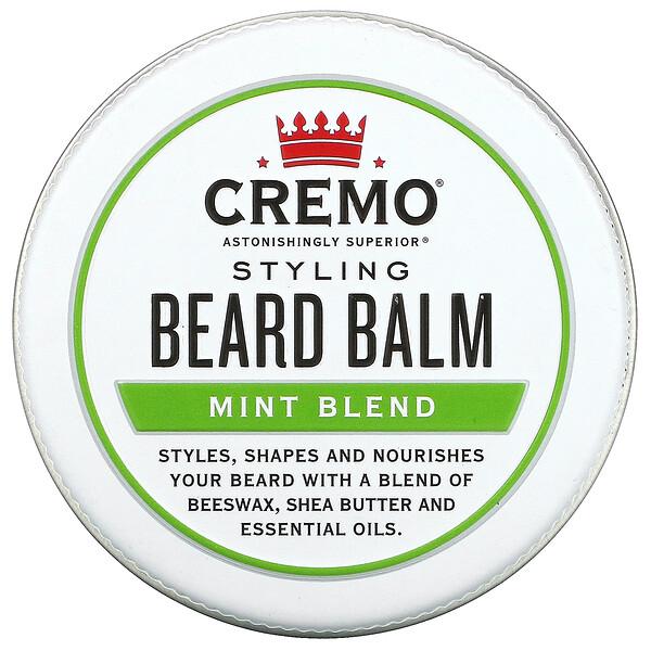 造型鬍鬚膏,薄荷混合物,2 盎司(56 克)