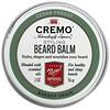 Cremo, 造型胡须膏,雪松林,2 盎司(56 克)
