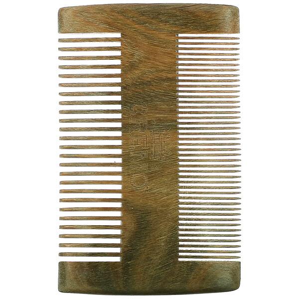 Premium Beard Comb, 1 Comb
