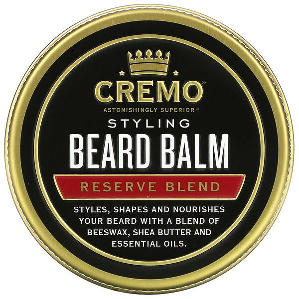 Styling Beard Balm, Reserve Blend, 2 oz (56 g)