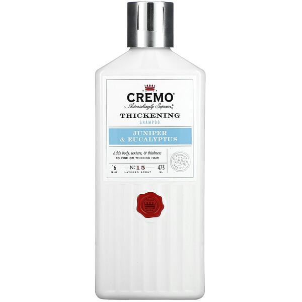 Thickening Shampoo, No. 15, Juniper & Eucalyptus,  16 fl oz (473 ml)