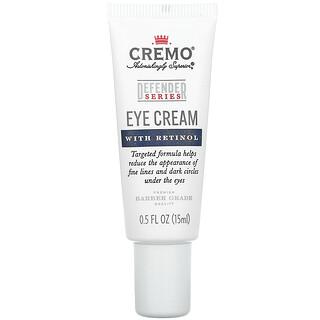 Cremo, Defender Series, Eye Cream with Retinol, 0.5 fl oz (15 ml)