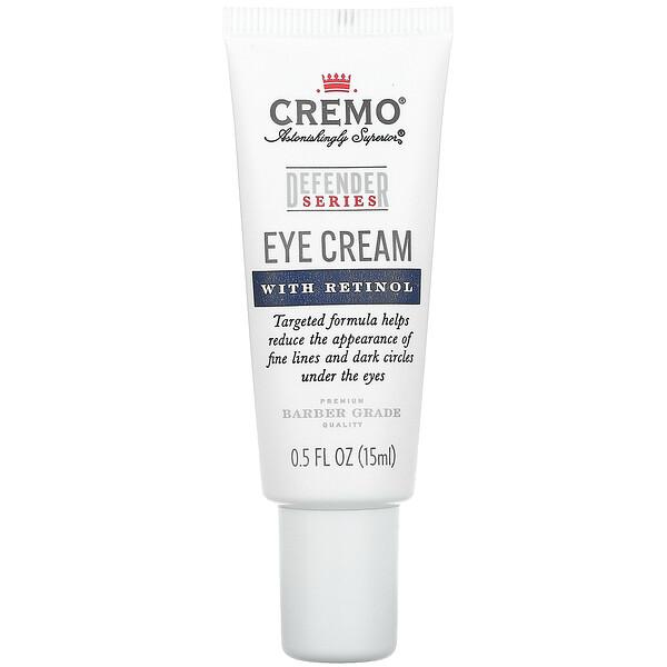 Defender Series, Eye Cream With Retinol, 0.5 fl oz (15 ml)