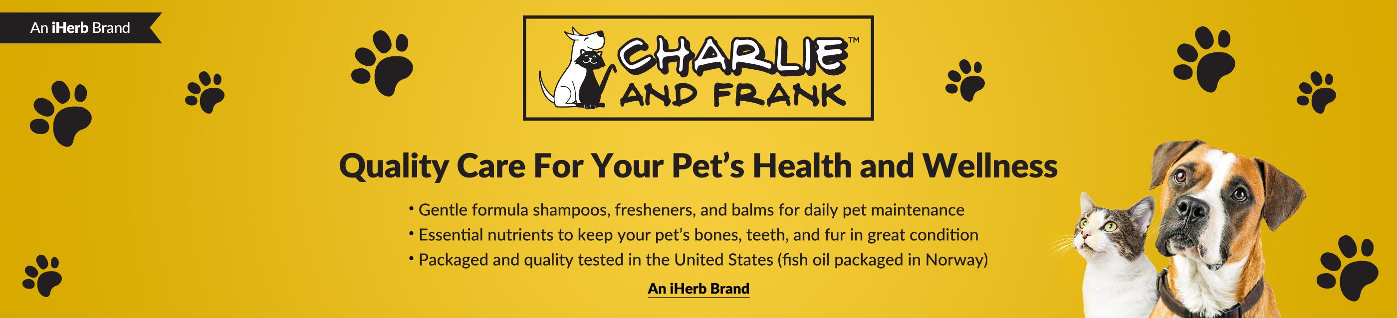 Charlie & Frank