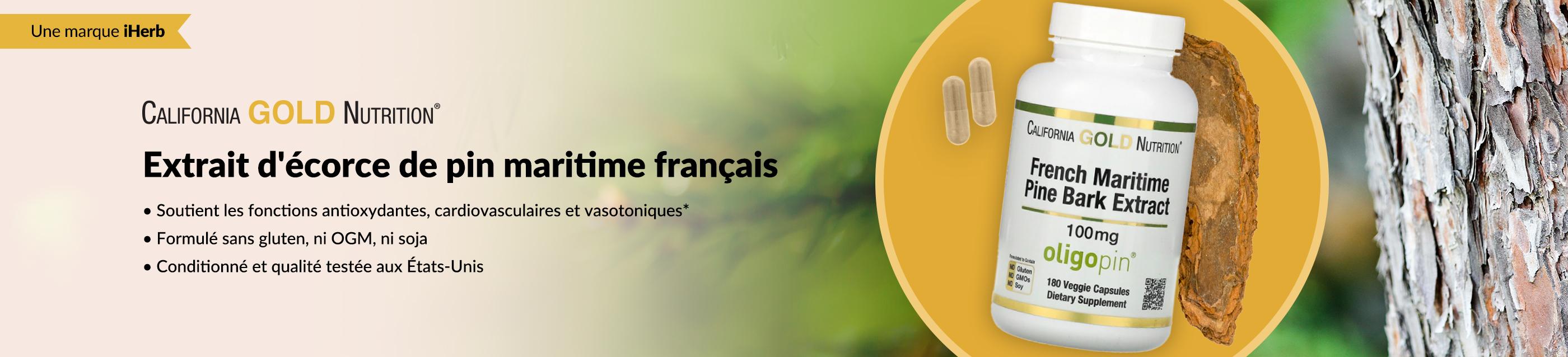 CGN French Pine Bark