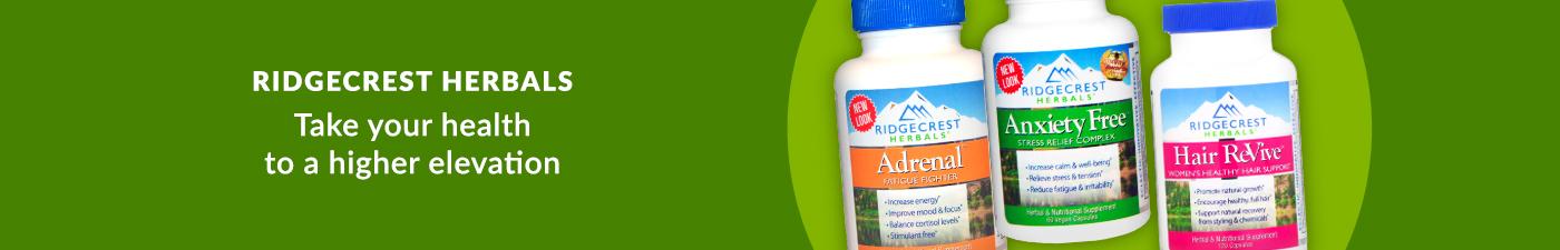 RidgeCrest Herbals