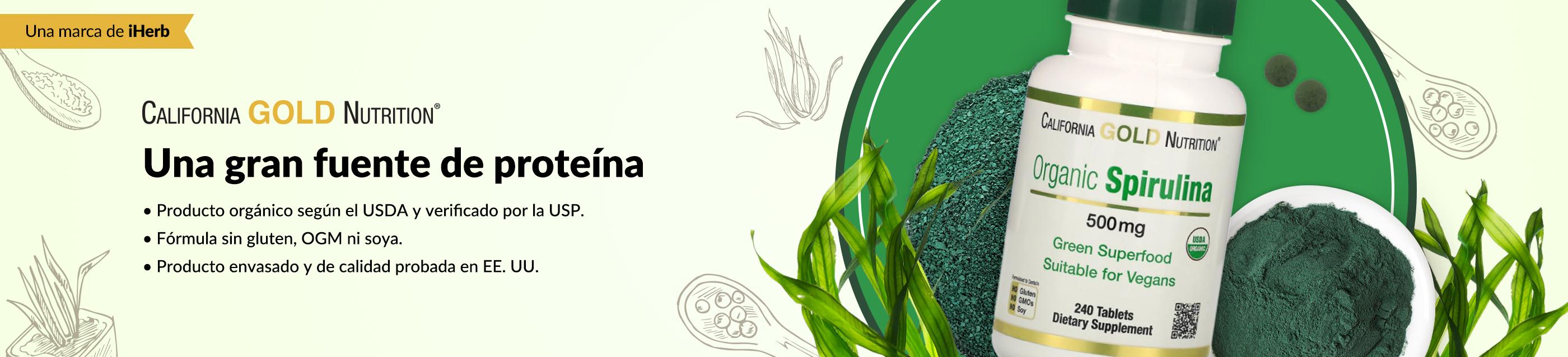 CGN Spirulina