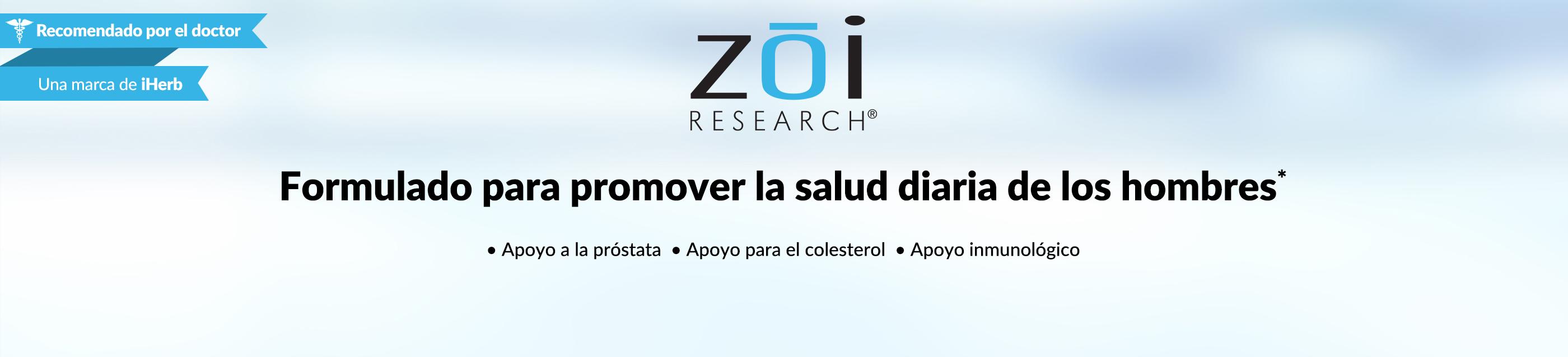Zoi Research Mens Health