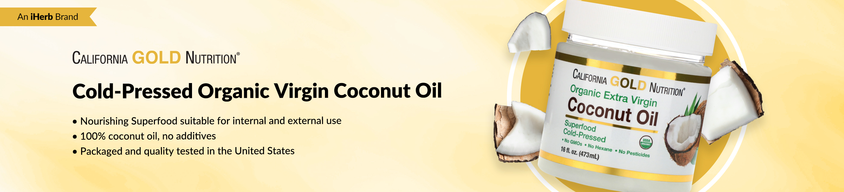 Cgn Coconut Oil