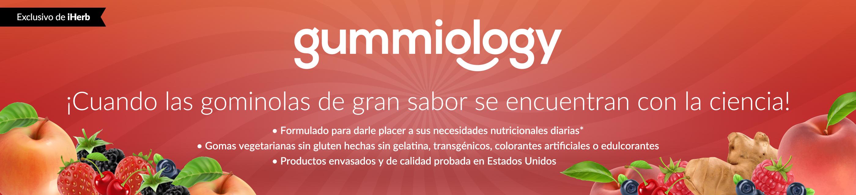 Gummiology main banner