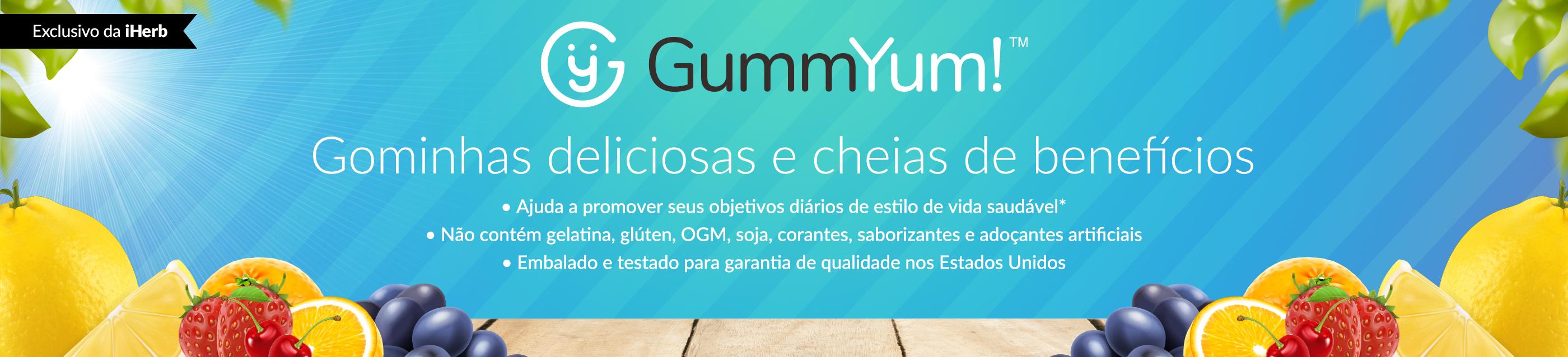 GummYum! main banner
