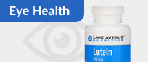 Lake Avenue Nutrition Eye Health
