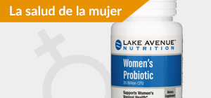 Lake Avenue Nutrition Womens Health