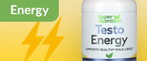 Super Nutrition Energy