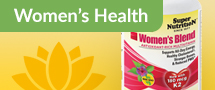 Super Nutrition Womens Health