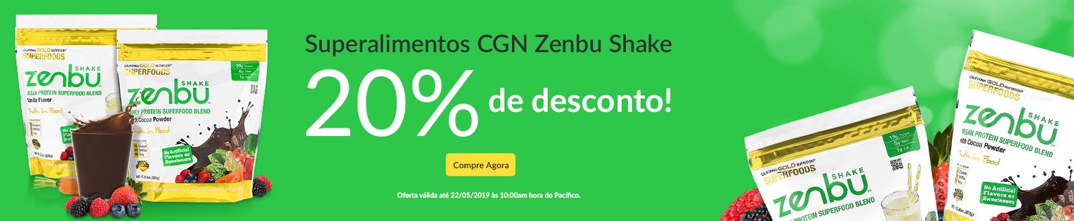 Superalimentos CGN Zenbu Shake