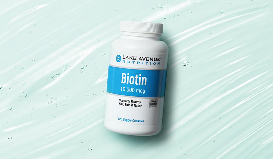生物維生素補充劑