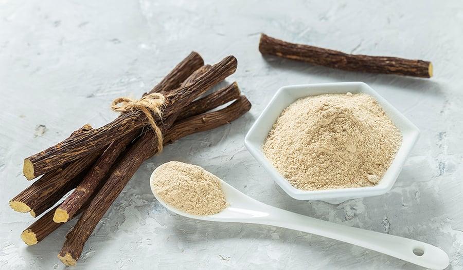 DGL licorice root
