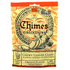 Chimes, Ginger Chews, Orange,  3.5 oz (100 g)