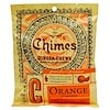 Chimes, Ginger Chews, Orange, 5 oz (141.8 g)