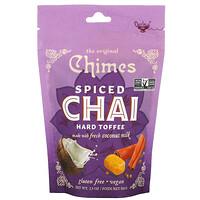 Chimes, Spiced Chai Hard Toffee, 3.5 oz (100 g)