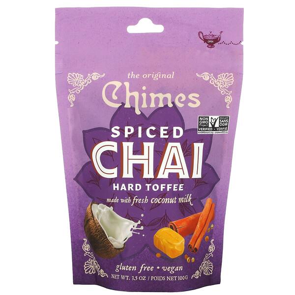 Spiced Chai Hard Toffee, 3.5 oz (100 g)