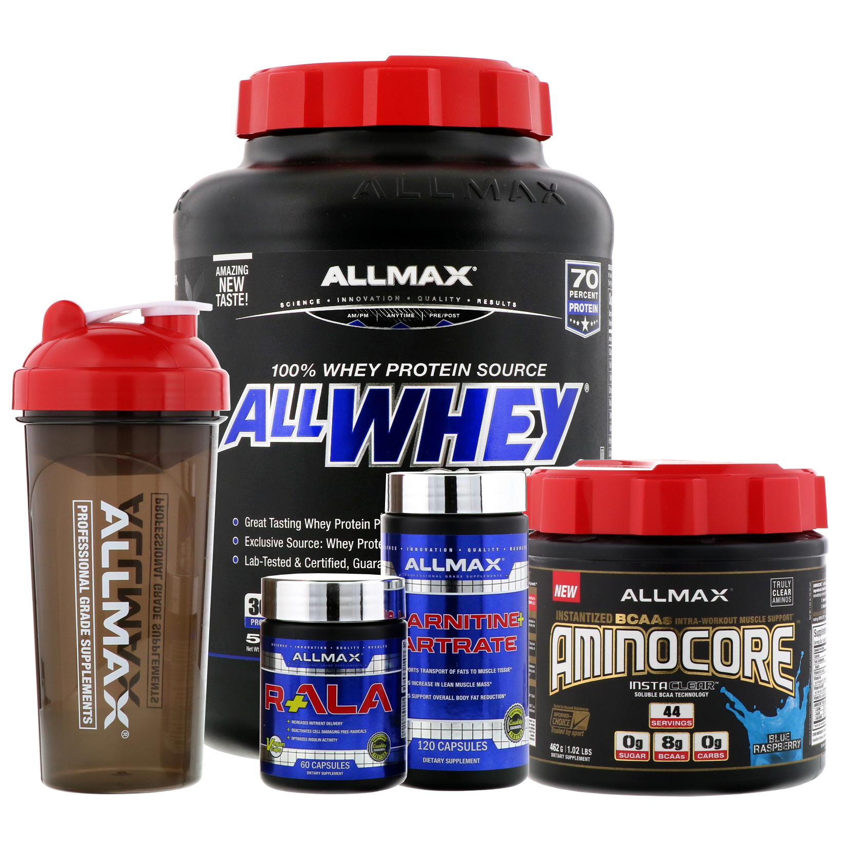 Allmax Complete Workout