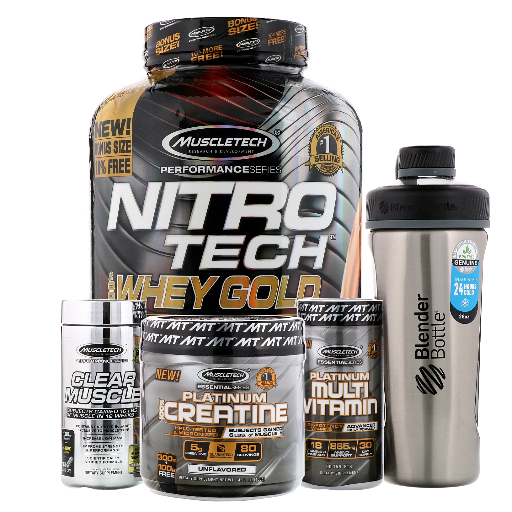 MuscleTech Bodybuilding