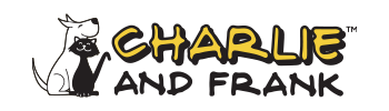 Charlie and Frank Logo