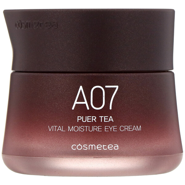 Cosmetea, Puer Tea, Vital Moisture Eye Cream,  .88 oz (25 g) (Discontinued Item)