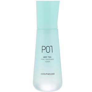 Cosmetea, Mint Tea Pore Tightening Toner, 5.29 fl oz (150 ml) отзывы