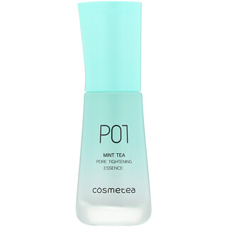 Cosmetea, Mint Tea, Pore Tightening Essence, 1.06 fl oz (30 ml)