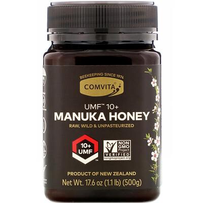 Купить Comvita Manuka Honey, UMF 10+, 1.1 lb (500 g)