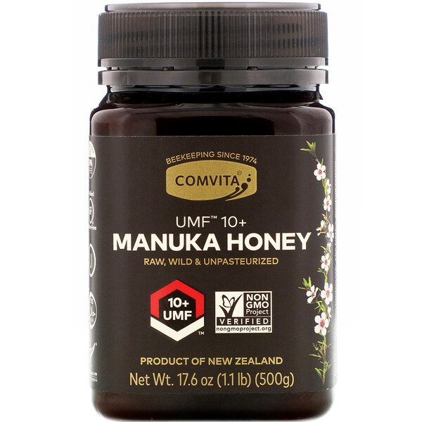 Comvita, Manuka Honey, UMF 10+, 1.1 lb (500 g)